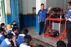 Belajar Mekanisme Kerja Sistem ACE Mobil