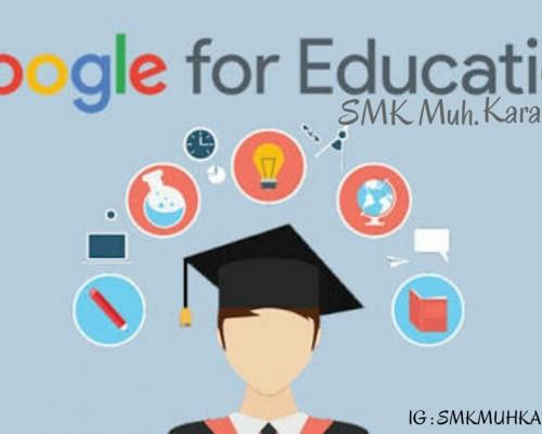Google Suite Education untuk SMK Muhammadiyah Karangmojo