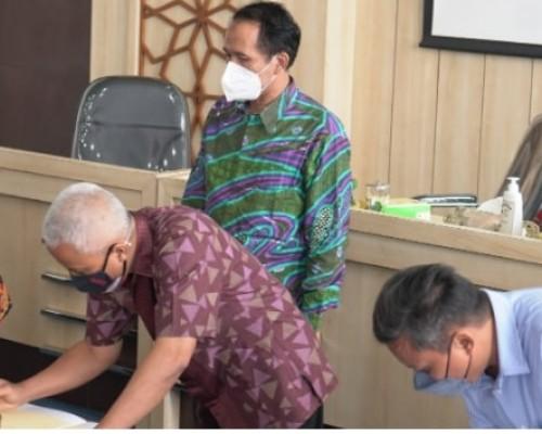 SMK Muhammadiyah Karangmojo Gandeng UMY Untuk Peningkatan Kualitas dan LULUSAN